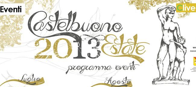 Disponibile il programma dell'estate castelbuonese 2013