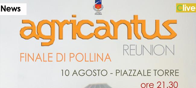 Concerto degli Agricantus - Reunion a Finale di Pollina 10 agosto