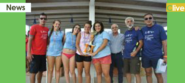 Le ragazze castelbuonesi del beach volley si aggiudicano il 5° trofeo Città di Alcamo