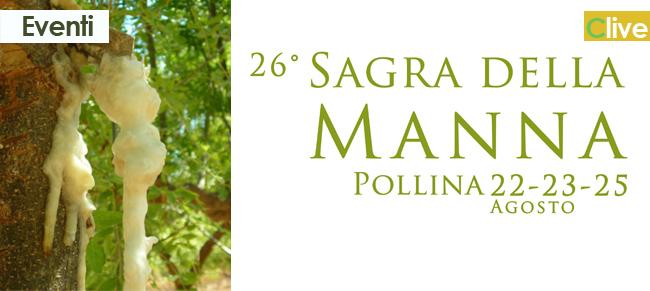 26° Sagra della Manna a Pollina: presenti i Fratelli Fiasconaro per l'anteprima internazionale de l'Oro di Manna
