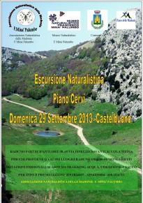 Escursione naturalistica a Piano Cervi