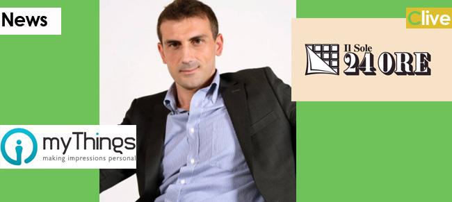 Il castelbuonese Mario Fiasconaro, 35 anni, è il nuovo managing director per l'Italia di myThings (advertising online)