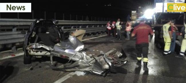 Incidente mortale nei pressi di Tremonzelli. Stavano andando a vedere la partita della Nazionale