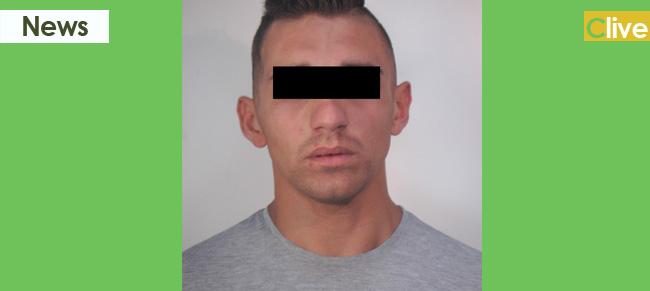 Ladro d'appartamento tradito dalla sua golosità: preso