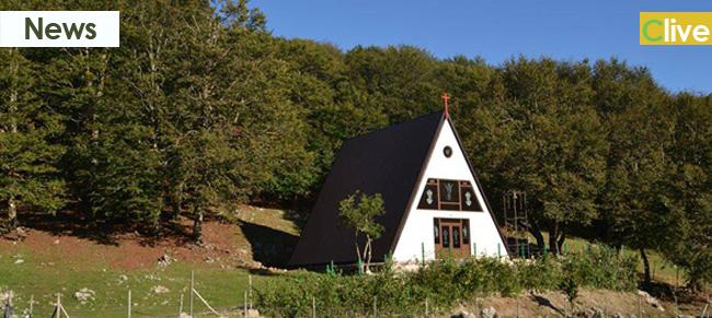 Piano Battaglia: completato il restauro della chiesetta intitolata alla Madonna delle Nevi, protettrice dell'Ente Parco delle Madonie