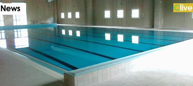 Ultimata la piscina comunale di isnello a ottobre inizio - Piscina comunale livorno corsi acquagym ...
