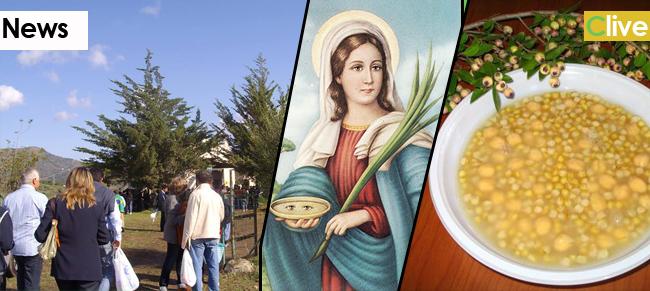 Il 28 e 29 Settembre 2013 i festeggiamenti in onore di Santa Lucia di Campagna Giorno