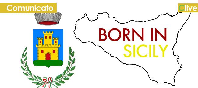 """sicilyL'Amministrazione Comunale partecipa al programma """"Profeti in Patria – Born in  Sicily"""""""