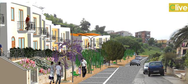 Castelbuono, al via un' importante opera edile.  Nuove costruzioni di alloggi in cooperativa in C.da Sant'Ippolito Scifo