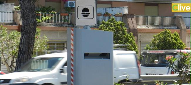 Palermo, arrivano decine di nuovi autovelox