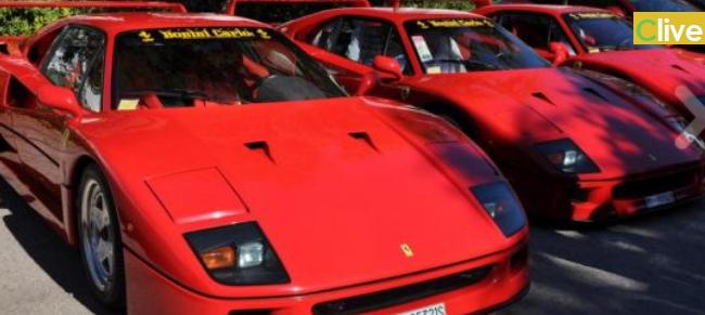 Ferrari Tribute to Targa Florio e Targa Florio Classic 2013: si parte! Sabato 12 pausa pranzo a Castelbuono
