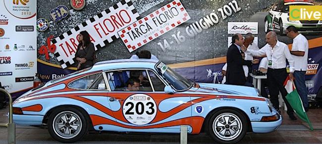 Salvato l'Historic Rally Targa Florio. Si svolgerà dal 15 al 17 novembre