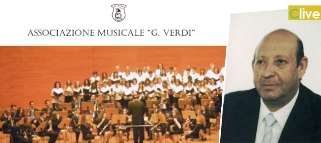"""L'Associazione Musicale """"G.Verdi"""" presenta le più celebri composizioni del M° Loreto Perrini"""