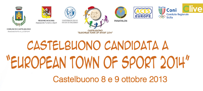 Castelbuono candidata a Città Europea dello sport 2014: il programma