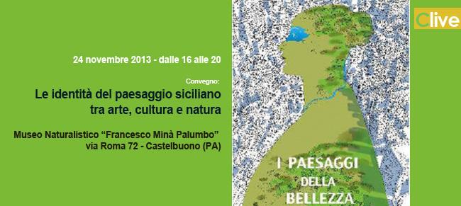 La Dieta del Mediterraneo e i Paesaggi della Bellezza. Il 24 novembre convegno a Castelbuono