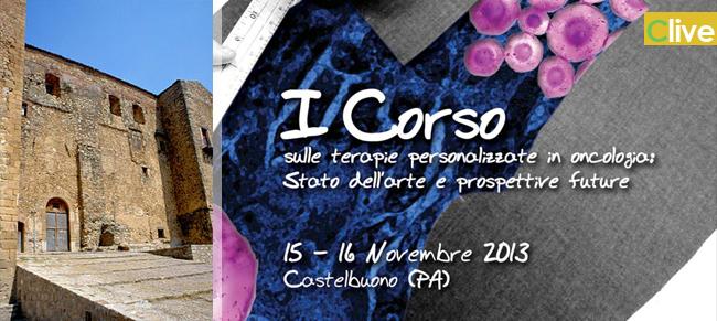 """Alla """"Sala del Principe"""" del Castello di Ventimiglia il primo corso sulle """"terapie personalizzate in oncologia: stato dell'arte e prospettive future"""""""