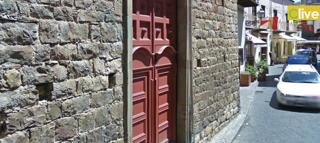 Protocollo d'intesa con le Associazioni Giovanii di Castelbuono per l'uso e la gestione dell'ex Chiesa del Crocifisso