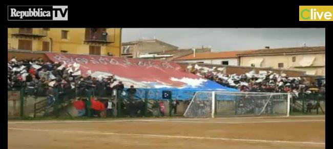 Su Repubblica TV: Il diluvio ferma la partita di calcio a Castelbuono