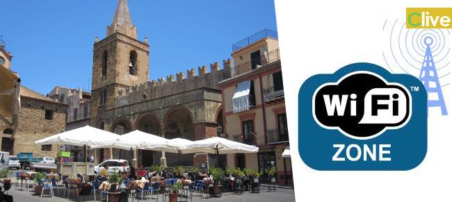 Approvato il progetto esecutivo per l'installazione di una rete WiFi gratuita nel centro abitato del Comune di Castelbuono
