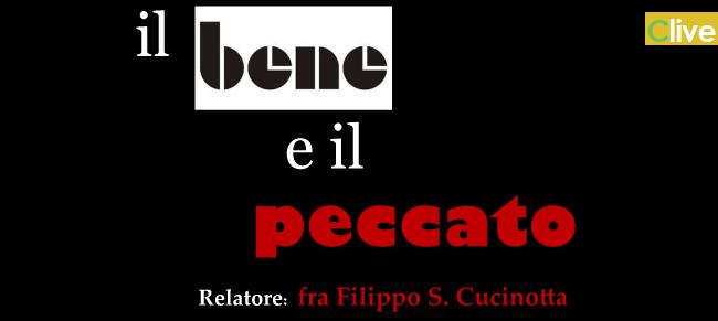 """Conferenza """"Il bene e il peccato"""": il 21 dicembre presso il salone della parrocchia di S. Antonino Martire"""