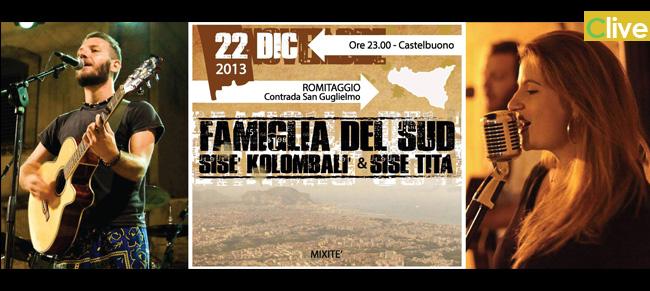 FAMIGLIA DEL SUD live @ Romitaggio