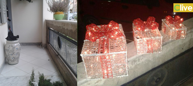 Castelbuono: furto natalizio in via Cefalù
