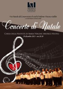 """""""Concerto di Natale"""" del coro di voci bianche del Conservatorio degli studi di Palermo"""