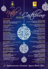 Natale a Castelbuono 2014: online il programma degli eventi