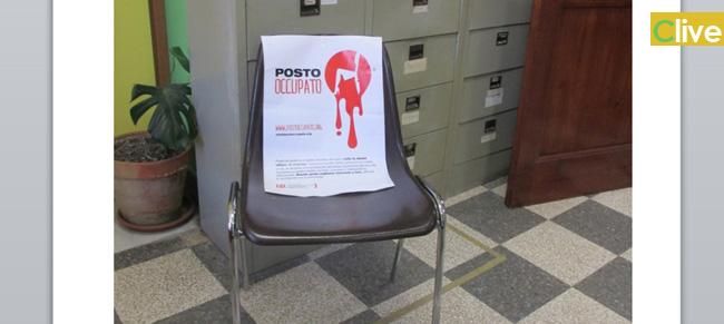 """L'Istituto Comprensivo Castelbuono aderisce alla campagna di sensibilizzazione """"Posto Occupato"""" contro la violenza sulle donne"""
