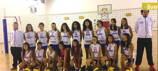 Prima sconfitta stagionale per la Castelbuonese-YpsiVolley Under  14