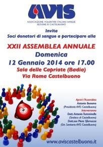 XXII Assemblea Annuale AVIS