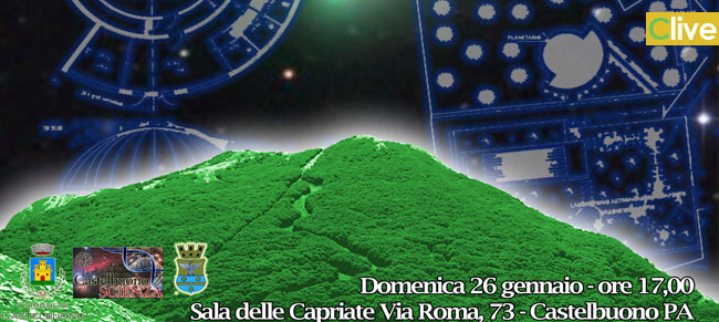 """CastelbuonoScienza, conferenza dal titolo: """"Il Parco Astronomico delle Madonie - il territorio al servizio della scienza, la scienza al servizio del territorio"""""""