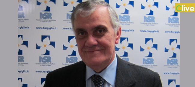 Giuseppe Ferrara nuovo commissario straordinario del San Raffaele Giglio