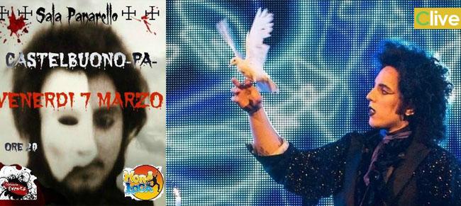 """Venerdi 7 Marzo Show del Mago Cyrus presso la """"Sala Panarello"""" a Castelbuono dalle ore 20:00"""