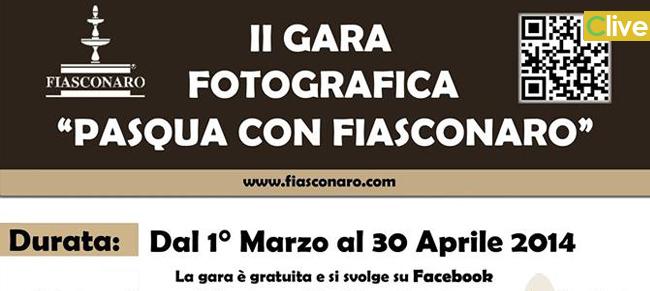 """Seconda gara fotografica """"Pasqua con Fiasconaro"""""""