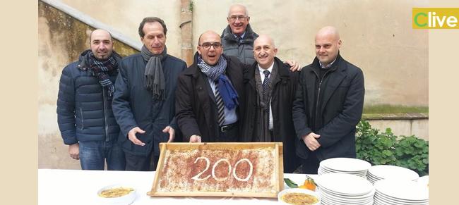 Iniziati i festeggiamenti per i 200 anni di Francesco Mina Palumbo