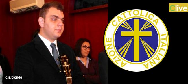 Giuseppe La Tona di Bompietro il nuovo Presidente dell'Azione Cattolica della diocesi di Cefalù.