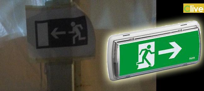 Dov'è l'uscita di emergenza?