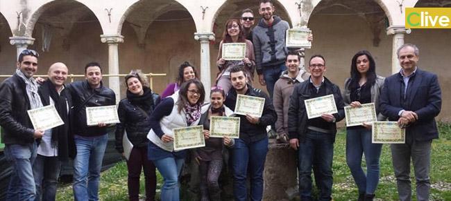 """Concluso il """"corso di degustatore"""" a Castelbuono. Le foto, gli attestati e le info per il nuovo corso"""