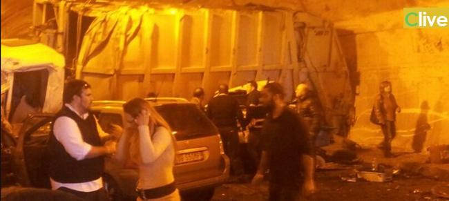Incidente sulla Palermo-Messina, strage in galleria: un morto e feriti