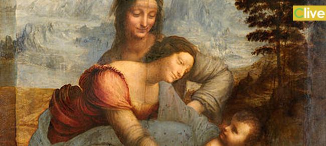 """Al Castello dei Ventimiglia la conferenza dal titolo """"guardare S. Anna con gli occhi di Leonardo"""""""