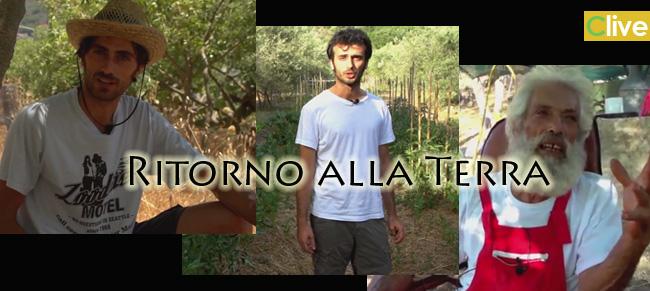 """""""Ritorno alla Terra"""" - Stupendo documentario su alcune realtà agricole siciliane che mirano al reciproco rispetto fra uomo e natura"""