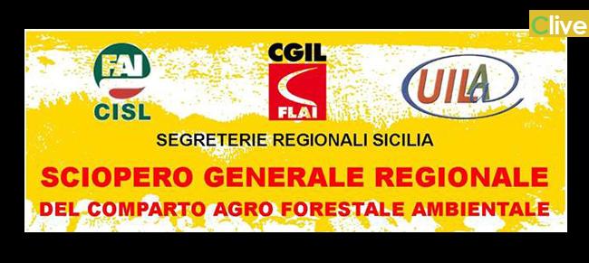 La Flai Ggil Madonie indice un'assemblea in preparazione dello sciopero generale regionale di giorno 11 marzo 2014