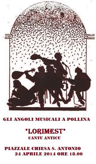 """I Lorimest in concerto a Pollina per la manifestazione """"La Farra di Aprile"""""""