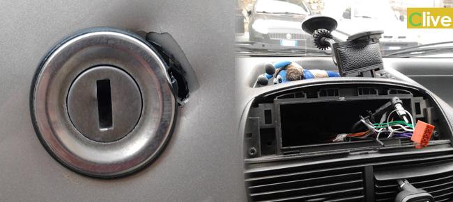 furti autoradio