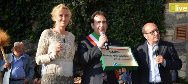 """""""Alle falde del Kilimangiaro"""" incorona Gangi: è borgo più bello d'Italia"""