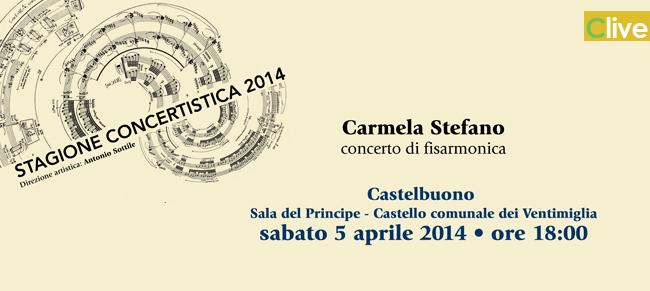 Al Museo Civico il concerto della fisarmonicista Carmela Stefano