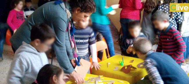 """Appuntamento domenica prossima in piazza Margherita con  bambini del laboratorio """"Giochiamo con le tre erre: Ridurre Riutilizzare Riciclare"""""""