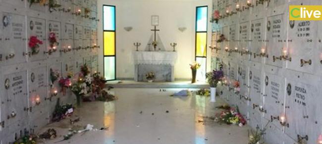 Collesano: furti di rame al cimitero, sottratti circa 60 vasi floreali