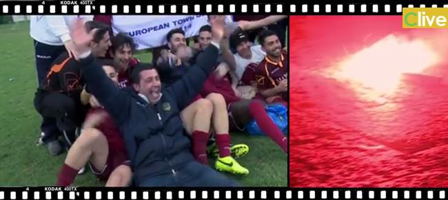 Disponibile il dvd sulla storica partita tra Castelbuonese e Sporting Taormina